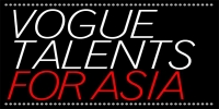 Vogue Talents for Asia 惊艳米兰时装周